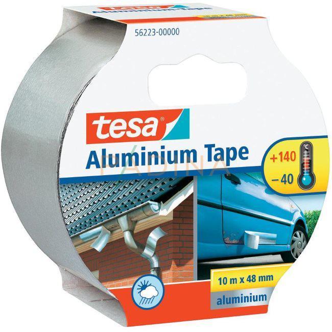 Traka aluminijska 10:50 Tesa