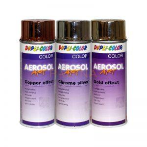Aerosol art chrome efekt 400ml