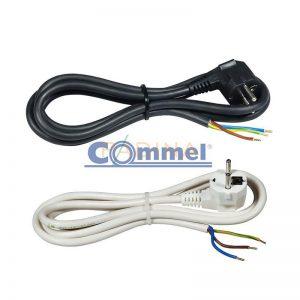 Kabel priključni za štednjak 3x2,5 l=2m Commel